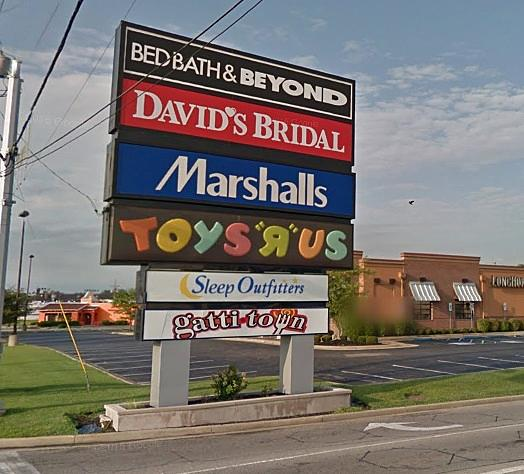 What Does Toys R Us Bankruptcy Mean For Evansville Store - Google maps toys r us